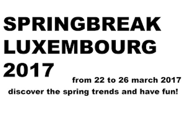 22.-26.03.2017 SPRINGBREAK Luxembourg- Lirchberg