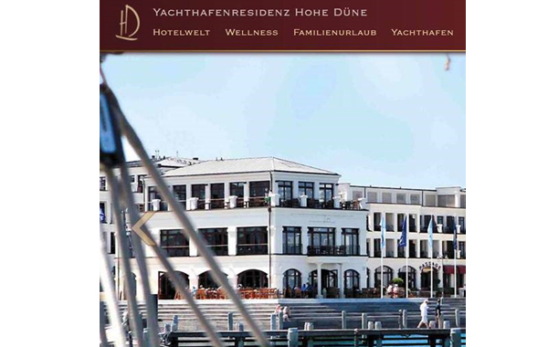 14.07.2017 Colorful harbour festival in the Yachthafen Hohe Düne
