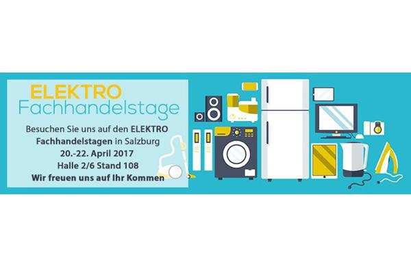 20-22.04.2017 Elektro Fachhandelstage – Salzburg