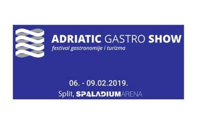 6. – 9. Februar 2019 – Adriatic Gastro Show Split