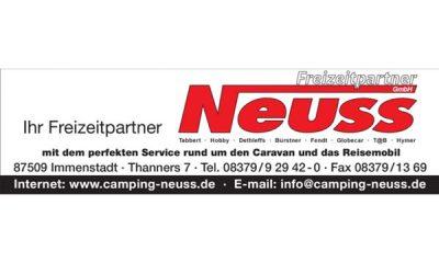 23.03.2019-24.03.2019 – HAUSMESSE BEI NEUSS FREIZEITPARTNER IN IMMENSTADT