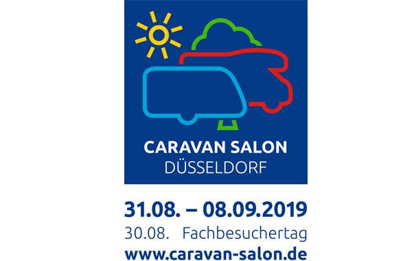 31.08.2019 – 08.09.2019 –  CARAVAN SALON DÜSSELDORF