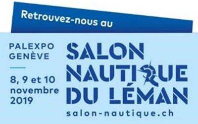 08.11.2019-10.11.2019 – SALON NAUTIQUE DU LÉMAN IN GENF